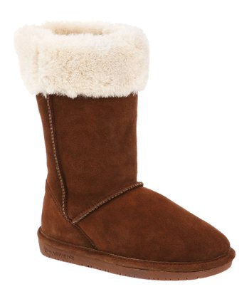 Hickory Suede Marissa Boot - Women