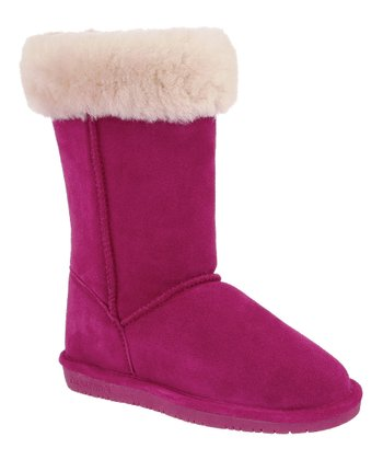 Pom Berry Suede Marissa Boot - Women
