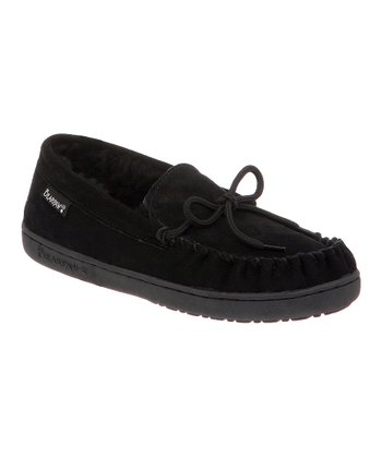 Black Suede Moc II Moccasin - Women