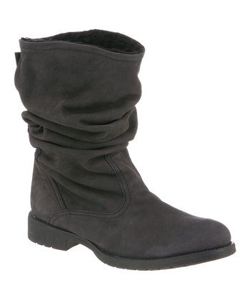 Gray Suede Kassidy Boot - Women