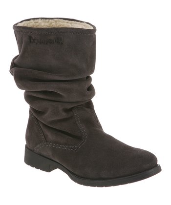Olive Suede Kassidy Boot - Women