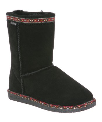 Black Suede Sookie Boot - Women