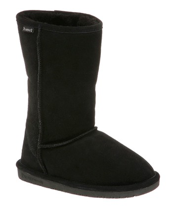 Black Emma Boot - Women