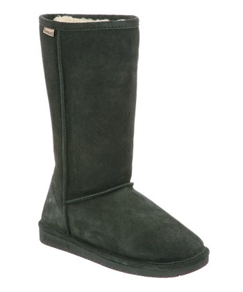 Evergreen Emma Tall Suede Boot - Women