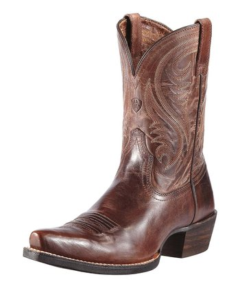 Sassy Brown Willow Boot - Women