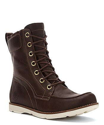 Dark Brown Mosley Boot