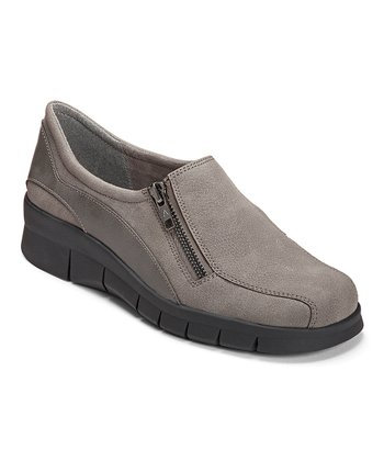 Gray Ironclad Loafer