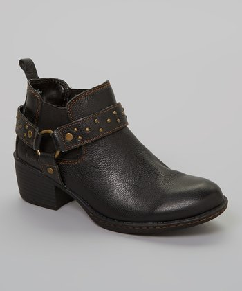 Black Claudette Ankle Boot