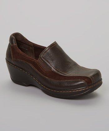 Dark Brown Lorelle Shoe
