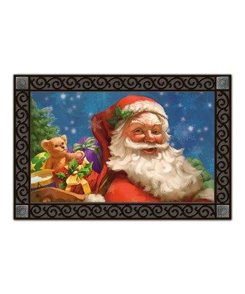 Jolly Santa MatMate Doormat