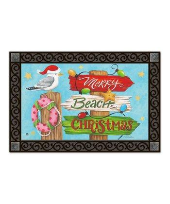 Holiday Beach MatMate Doormat