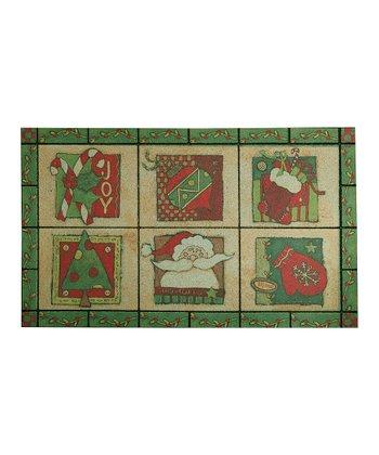 Christmas Cheers Doormat