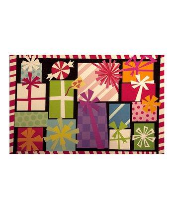 Bright Christmas Gift Comfort Cushion Indoor Mat