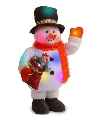 Snowman Lighted Decoration