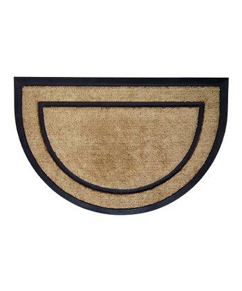 Dirtbuster Half-Circle Doormat