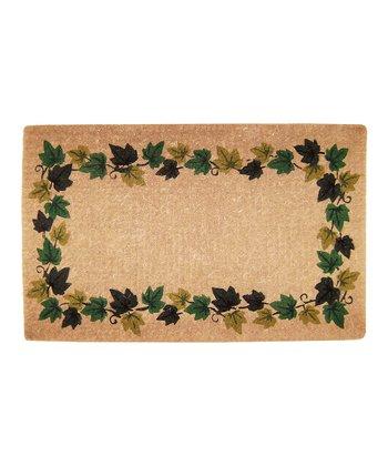 Ivy Vine Border Doormat