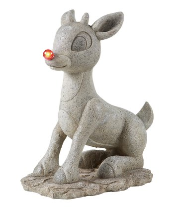 20'' Rudolph Statue