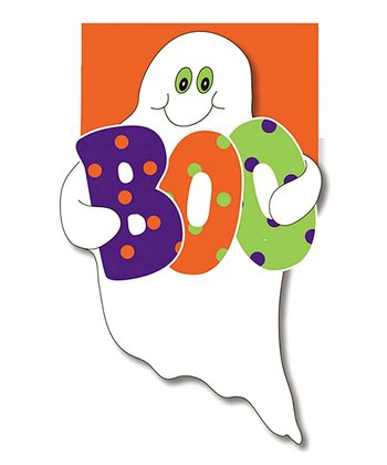 'Boo' Ghost Flag