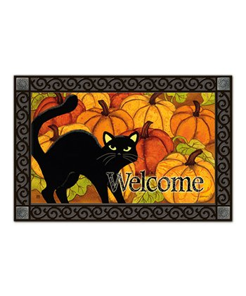 Pumpkin Patch MatMate Doormat