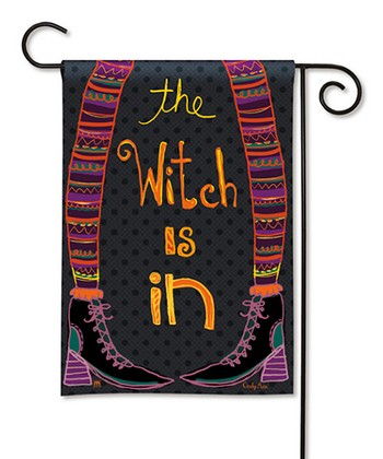 'Witch Is In' Flag