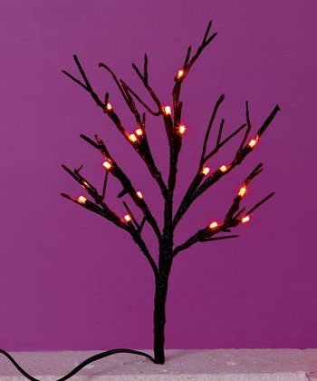 11'' Glowing Tree Garden Stake