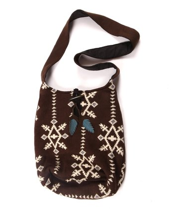 Brown North American Tote - Women