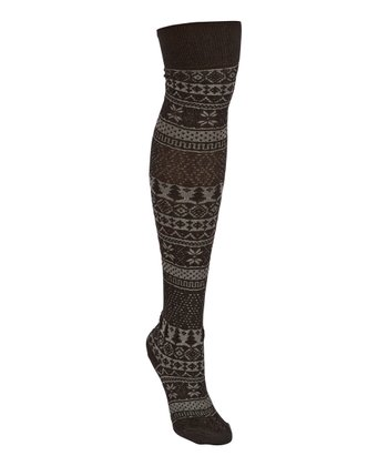 Shadow Pearl Pippa Knee-High Socks - Women