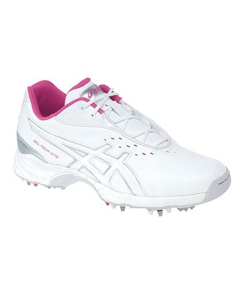 White & Orchid GEL®-Tour Lyte™ Golf Shoe - Women