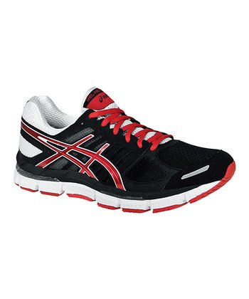 Black & Red GEL®-Neo33 2 Running Shoe - Men