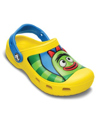 Crocs Yellow Creative Crocs™ Yo Gabba Gabba™ Clog