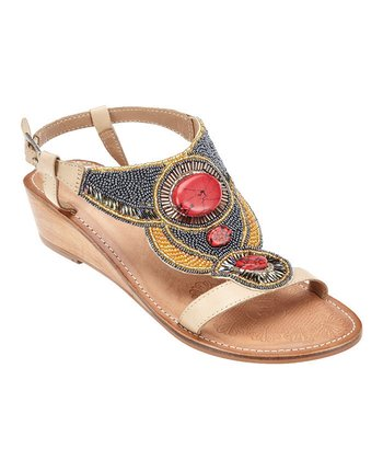 Natural Leather Longevity Sandal