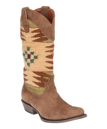 Brown Abeline Boot