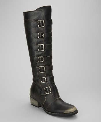 Black Pepper Boot
