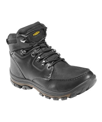 Black NoPo Boot - Men