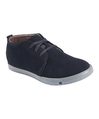 Blue Nights Santa Cruz Suede Slip-On Sneaker - Men