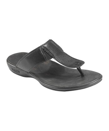 Black Emerald City II Sandal - Women