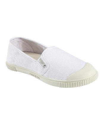 White Maderas Slip-On Shoe - Women