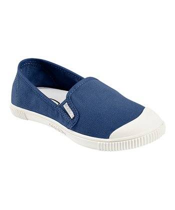 Ensign Blue Maderas Slip-On Shoe - Women