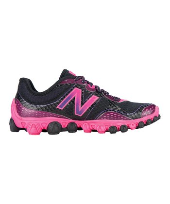 Black & Pink Minimus W3090 Running Shoe - Women