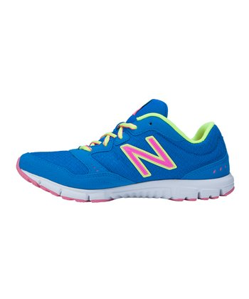 Blue & Pink 630 Running Shoe - Women
