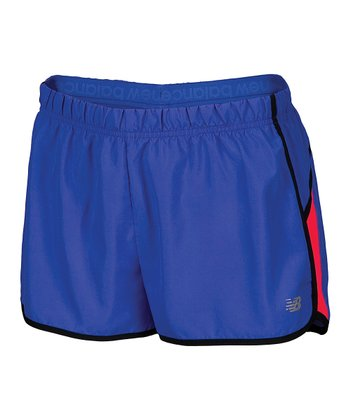 Dazzling Blue Momentum Shorts - Women