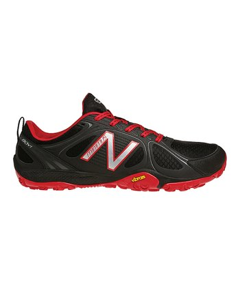 Black & Red MO80 All-Terrain Shoe - Men