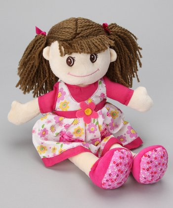 Gracie Ragdoll 14'' Plush Toy