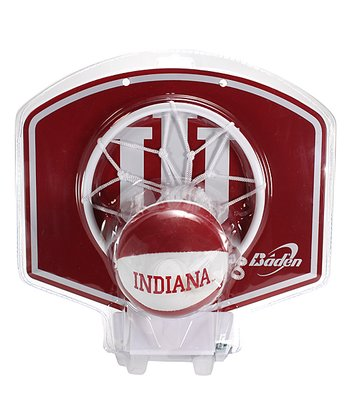 Indiana Basketball Hoop Set
