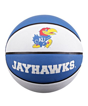 Kansas Rubber Basketball