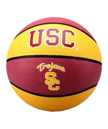 University of Southern California Rubber Basketball