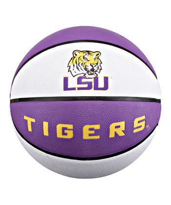 Louisiana State Rubber Basketball