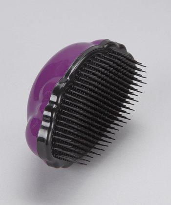 Poof of Purple Original Detangling Brush
