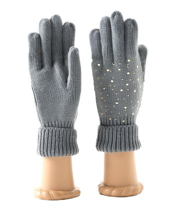 Gray Dani Gloves