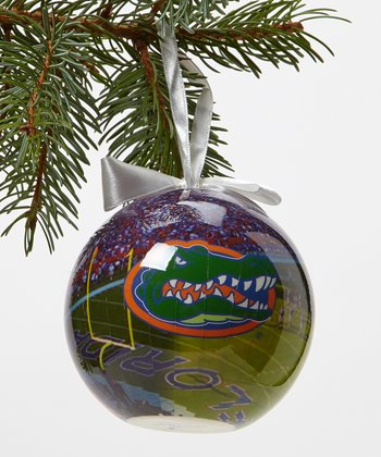 Florida Football Photo Ornament